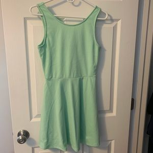 New without tags deadpan green dress